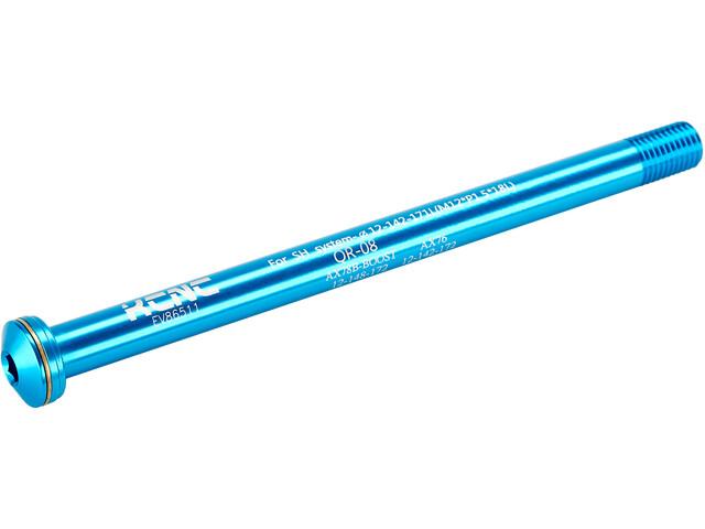 KCNC KQR08-SH Thru-Axle 12x148mm 172mm E-Thru, azul